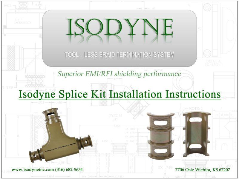 Installation Instructions Isodyne Inc
