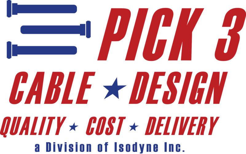 pick 3 cable logo