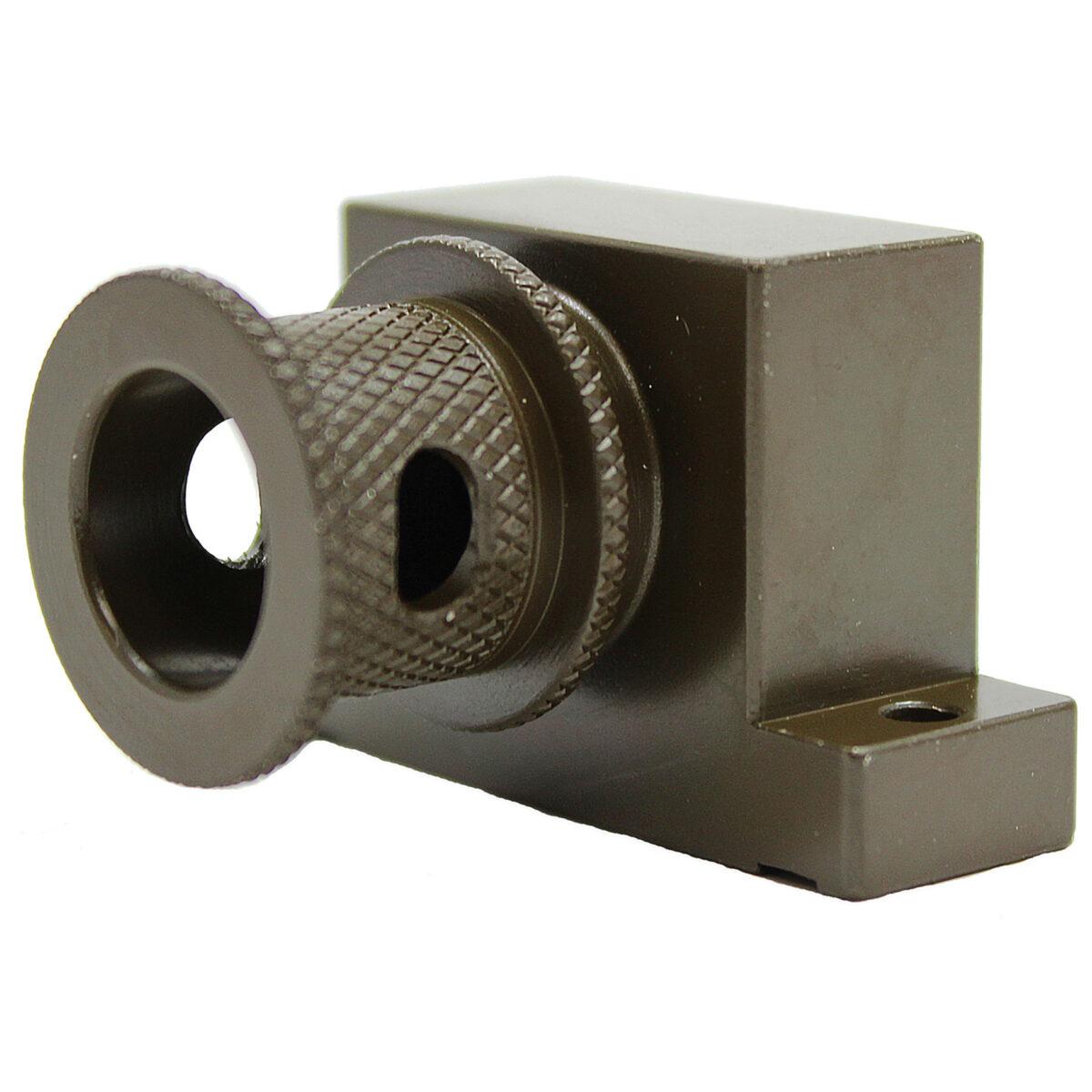 Backshell 205 Series Side Entry CAD OD over E Nickel